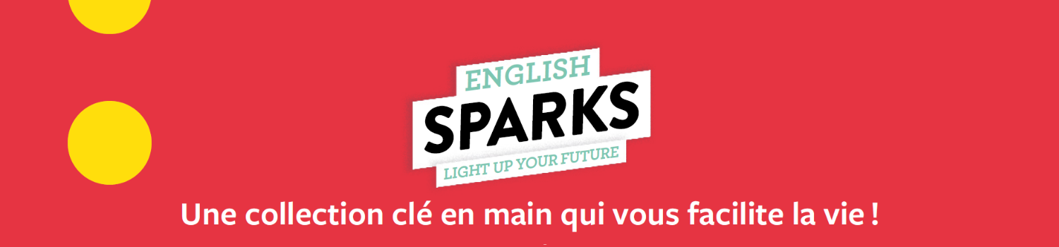 Bannière English Sparks