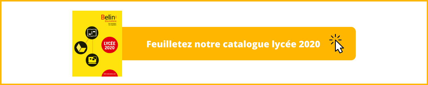 Catalogue lycée 2020