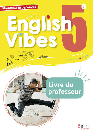 English Vibes 5e livre du professeur -
