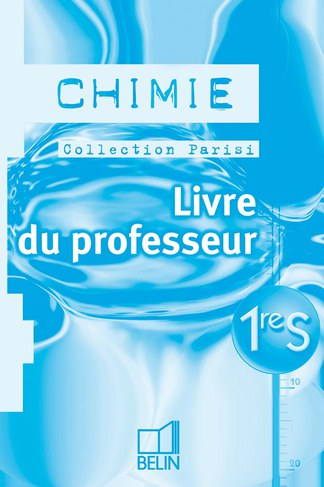 Chimie - 1re S -