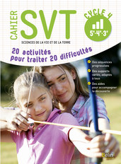 Cahier SVT cycle 4   -