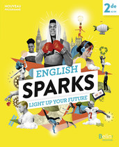 English Sparks Anglais 2de Belin Education