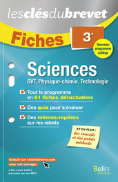 Sciences 3e -