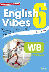 English Vibes 6e Livre Du Professeur Belin Education
