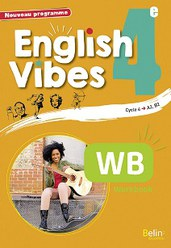 English Vibes 4e workbook -