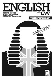 English for Law -