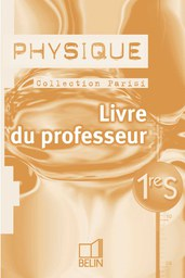 Physique - 1re S -