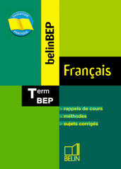 Français Term BEP - #NAME?