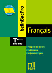 Français Term BacPro - #NAME?