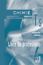 Chimie - Terminale S  -