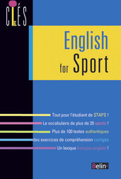 English for Sport -