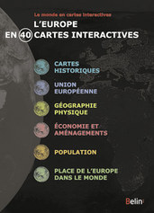 L'Europe en 40 cartes interactives -