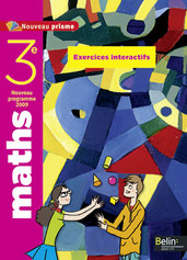 CD-Rom Maths 3e -