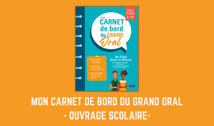 Grand Oral - Ouvrage scolaire