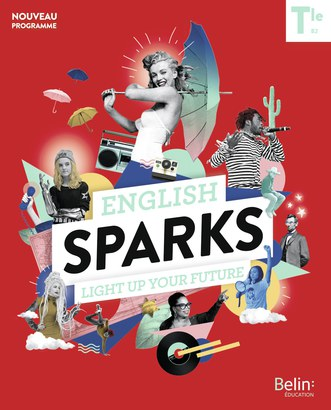 English Sparks Anglais Terminale, édition 2020