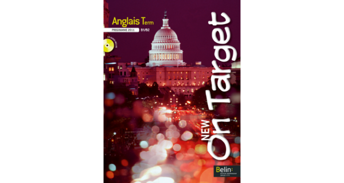 New On Target Anglais Terminale, édition 2012
